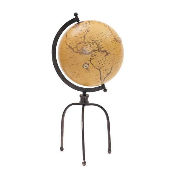 Globe on Stand by Trent Austin Design