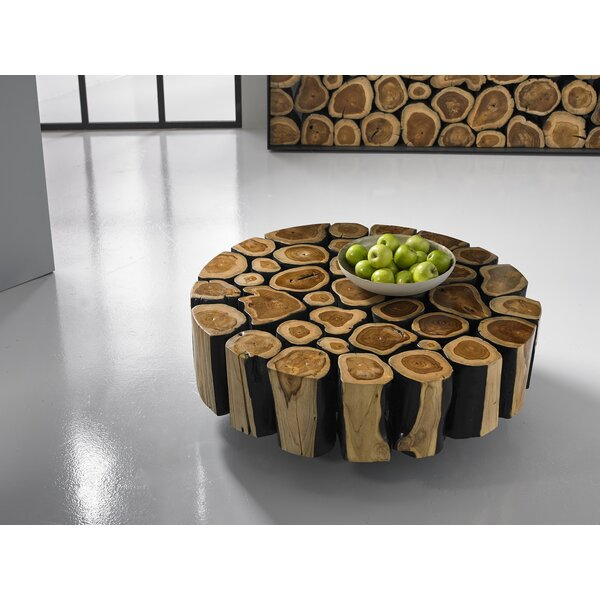 Boscage Solid Wood Coffee Table By Phillips Collection