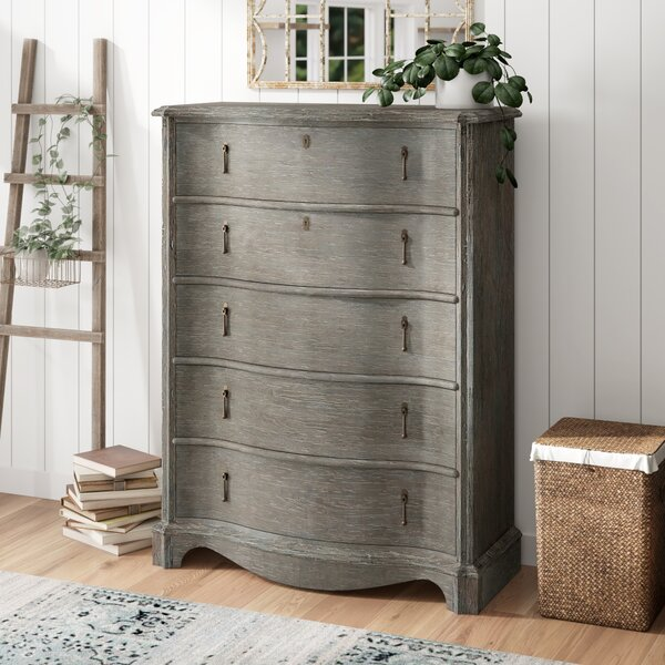 Beaumont 5 Drawer Chest By Hooker Furniture by Hooker Furniture Discount