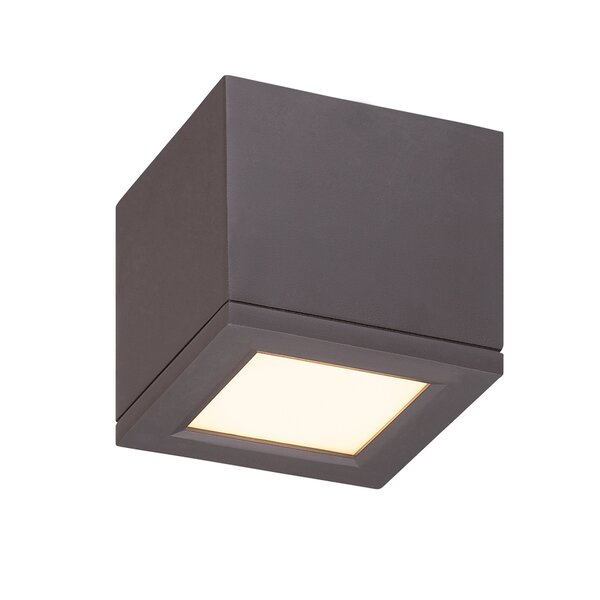 Rubix Flush Mount by WAC Lighting