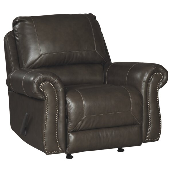 Mcgaha Manual Rocker Recliner By Darby Home Co