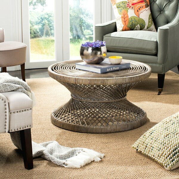 Alburg Coffee Table by Bay Isle Home