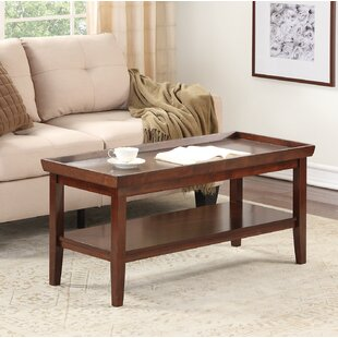Check Prices Wallenstein Coffee Table By Charlton Home
