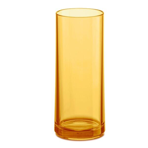 Dolman Longdrink 8 oz. Glass Highball Glasses (Set of 6) by Ivy Bronx