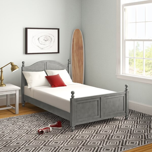 Nickelsville Arch Twin Panel Bed by Three Posts Baby & Kids