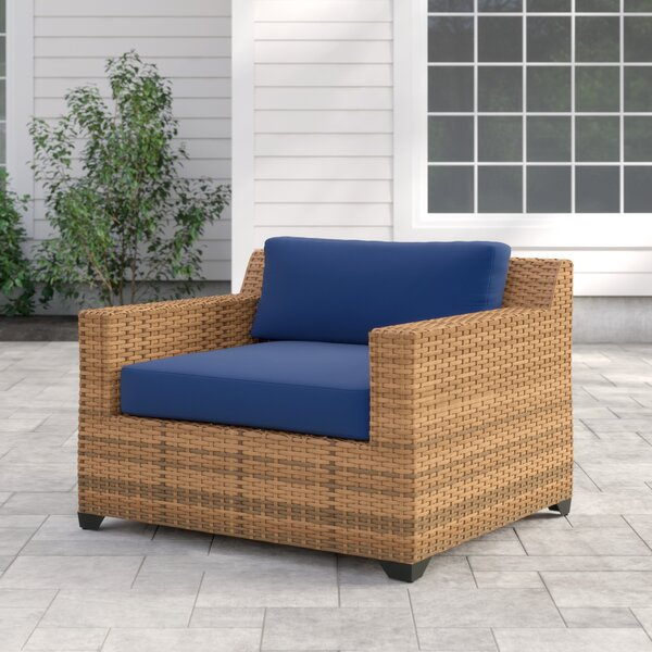 Waterbury Patio Chair With Cushions By Sol 72 Outdoor by Sol 72 Outdoor Top Reviews