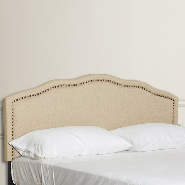 Dennis King Upholstered Panel Headboard by Willa Arlo Interiors