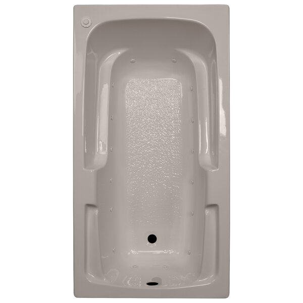 60 x 32 Arm-Rest Air Tub by American Acrylic