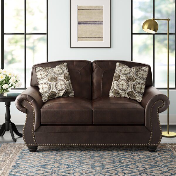 Conesville Loveseat by Three Posts Three Posts