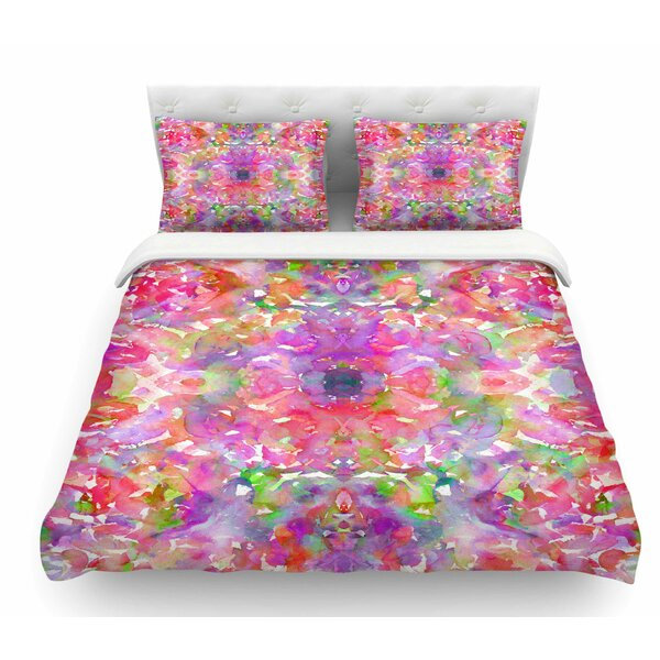 Jewel in the Crown by Ebi Emporium Featherweight Duvet Cover by East Urban Home