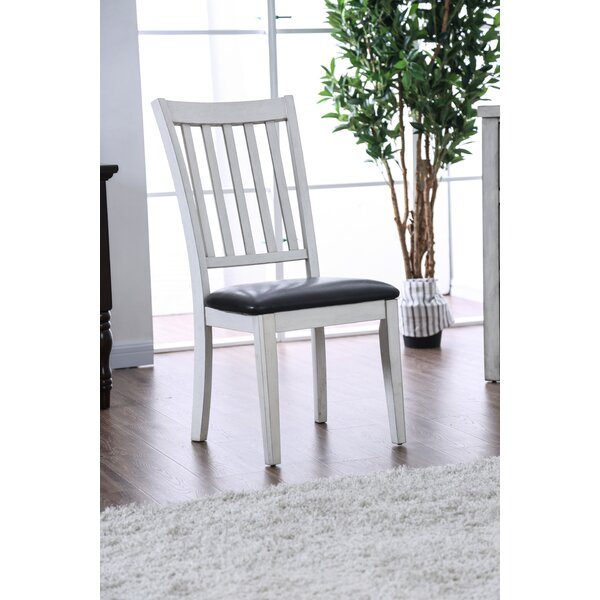 Jessie Upholstered Dining Chair (Set of 2) by Longshore Tides