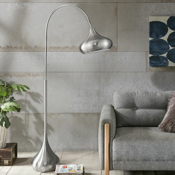 Bengtson 69 Arched Floor Lamp by Langley Street