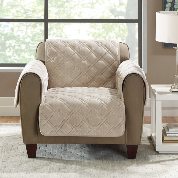 Plush Comfort Armchair Slipcover by Sure Fit