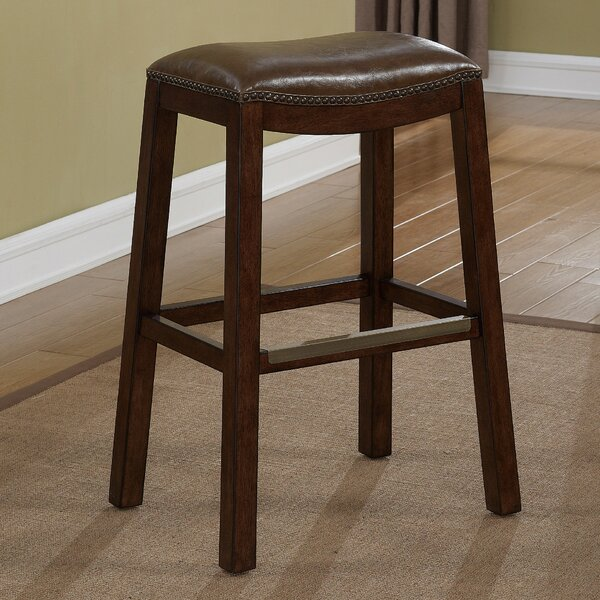 Bellmont Bar & Counter Stool by Darby Home Co Darby Home Co