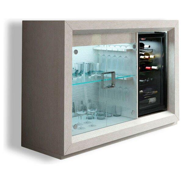 Clemens Bar Cabinet by Brayden Studio Brayden Studio