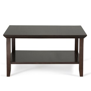 Read Reviews Acadian Coffee Table By Simpli Home