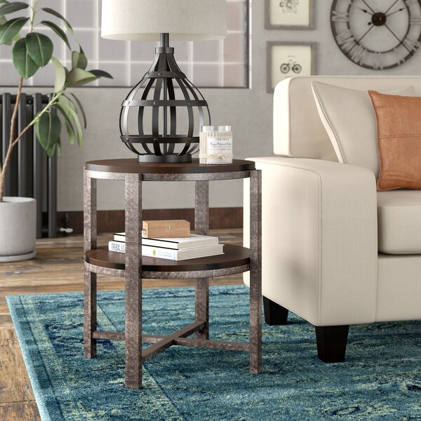 Rowan End Table by Trent Austin Design