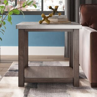 Online Reviews Marchesi End Table By Trent Austin Design