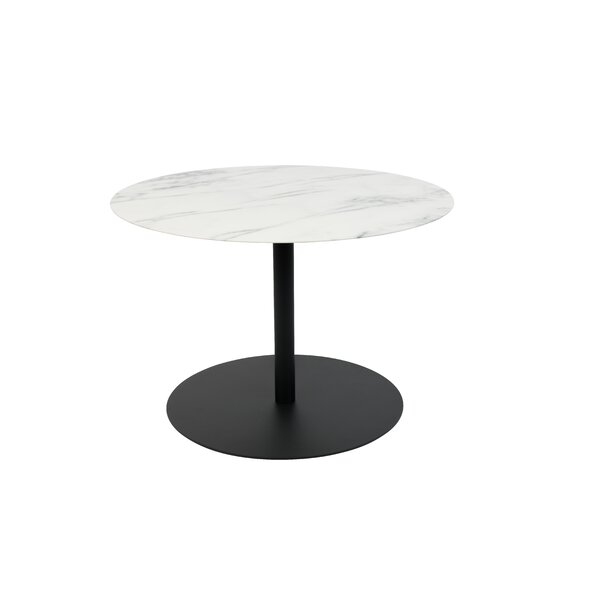 Pedestal Coffee Table By Zuiver
