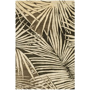 Martha Stewart Coconut/Brown Area Rug By Martha Stewart Rugs