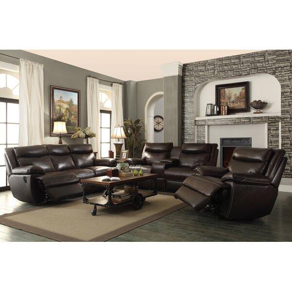 Hughes Reclining Configurable Living Room Set By Red Barrel Studio