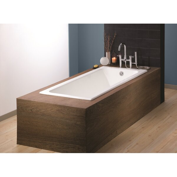 59 x 27.5 Soaking Bathtub by Cheviot Products