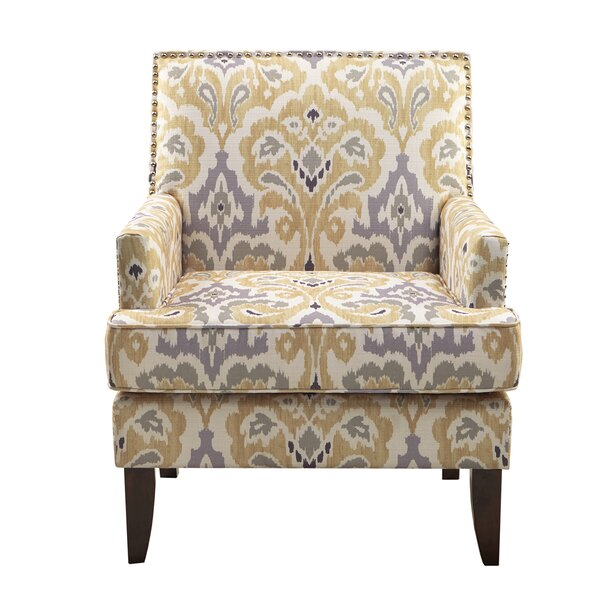 Brookdale Armchair by Alcott Hill