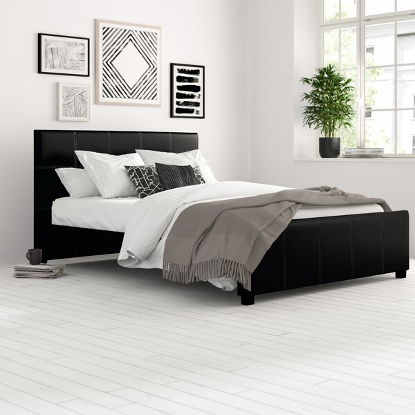 Jazmine Upholstered Platform Bed by Zipcode Design