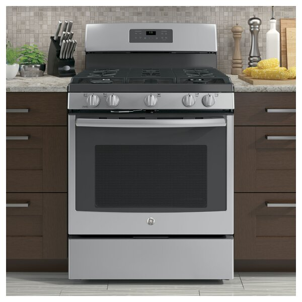30 Free-Standing Gas Range by GE Appliances30 Free-Standing Gas Range by GE Appliances