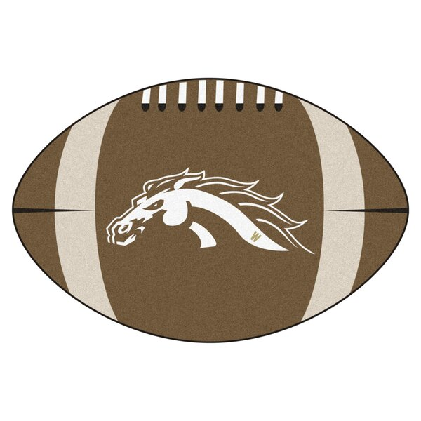 NCAA Western Michigan University Football Mat by FANMATS