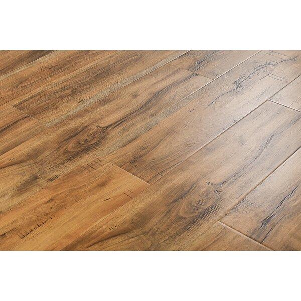 Adonis 6 x 48 x 12mm Jatoba Laminate Flooring in Smokey Tan by Serradon