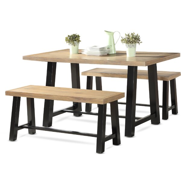 Geraghty 3 Piece Dining Set by Gracie Oaks
