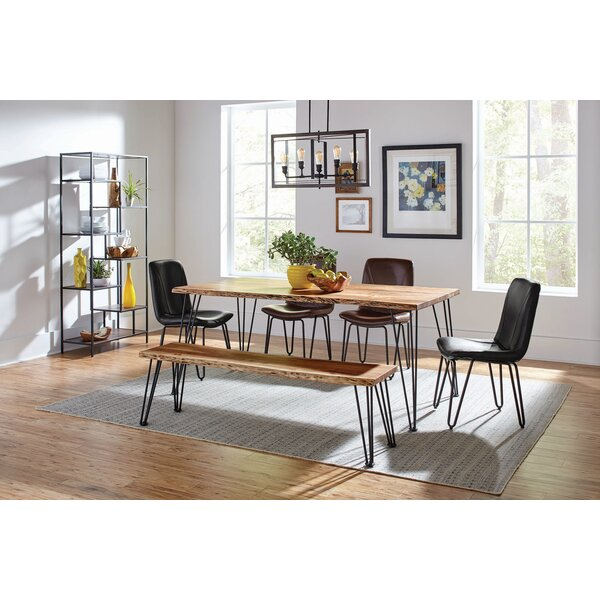 Charest 6 Piece Dining Set By Union Rustic