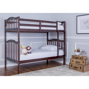 Buy luxury Cody 2-in-1 Twin over Twin Bunk Bed ByDream On Me