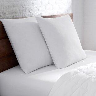 10/90 Goose Blend Sham Feathers European Pillow (Set of 2) ByEddie Bauer