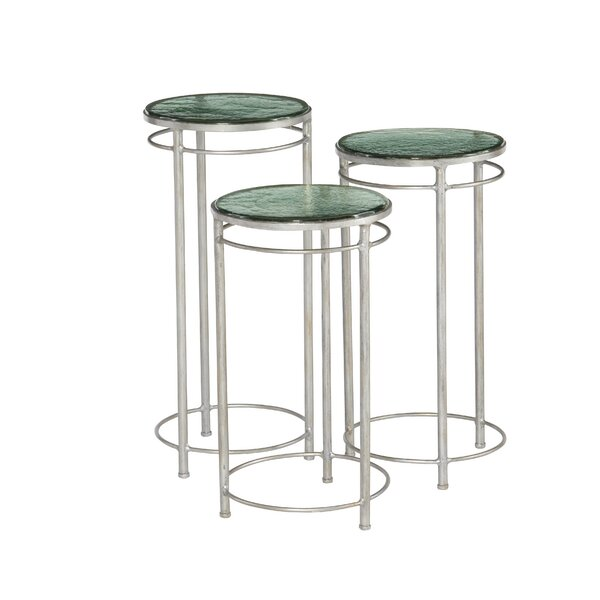 Darnell 3 Piece Nesting Tables by Bernhardt