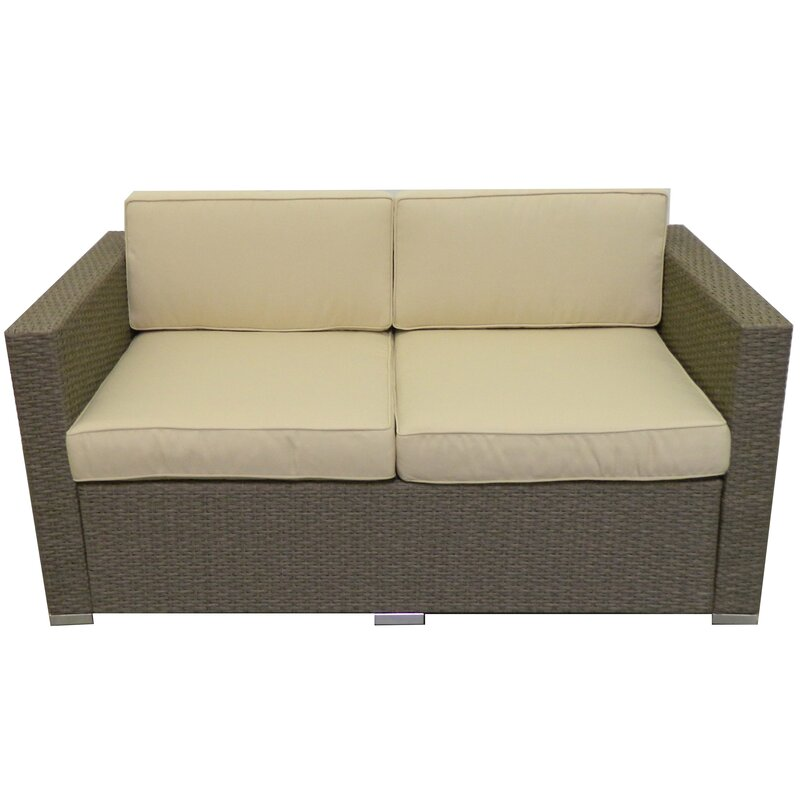 Garvey 5 Piece Sofa Set With Cushions