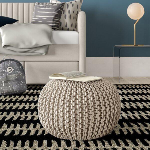 Fantastic Rope Ottoman Wayfair Machost Co Dining Chair Design Ideas Machostcouk