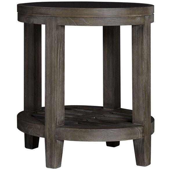 Docia End Table By Greyleigh