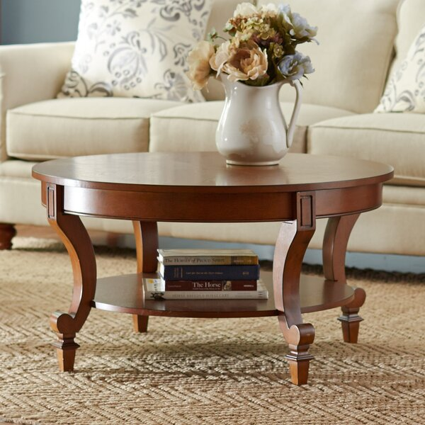Milton Coffee Table by Three Posts