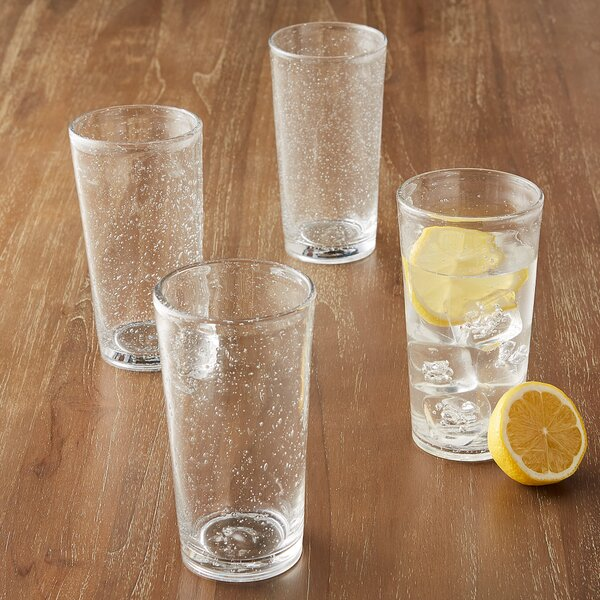 Casella 15 Oz. Highballs Glass (Set of 4) by Orren Ellis