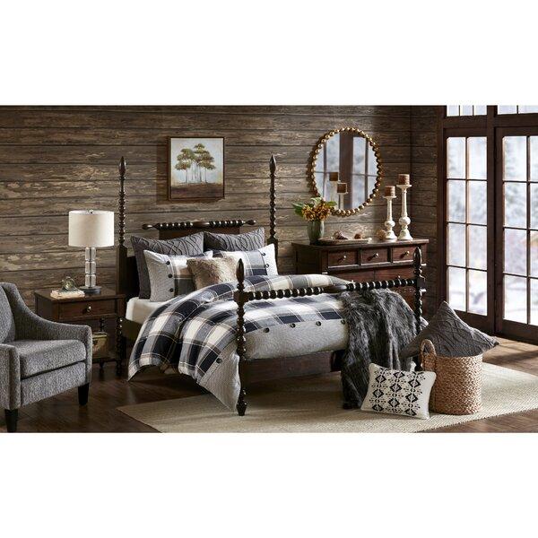 Urban Cotton Jacquard Comforter Set