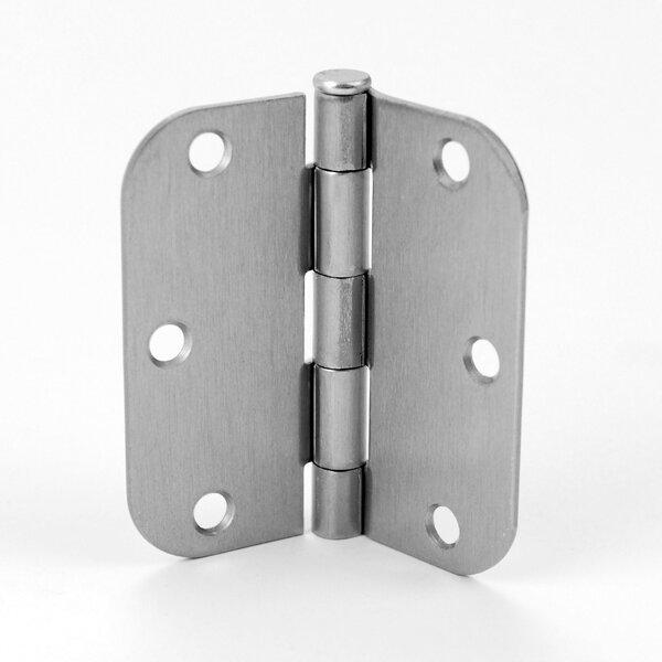 Butt/Ball Bearing Single Door Hinge by DON-JO MFG