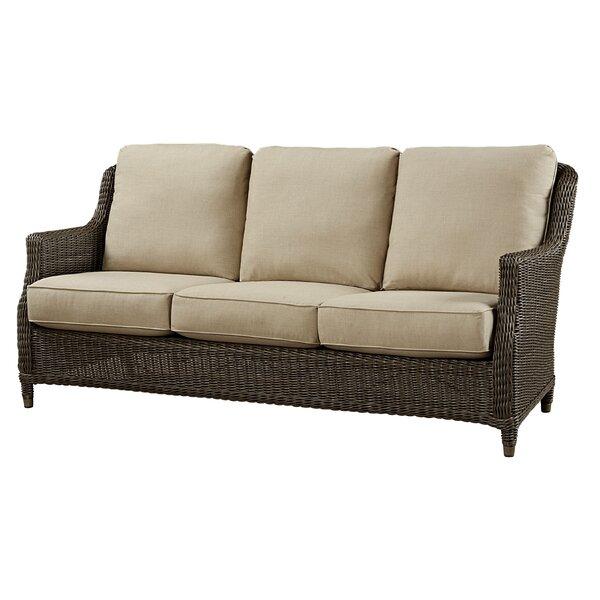 Sofa with Cushion by Wildon Home Wildon Home®