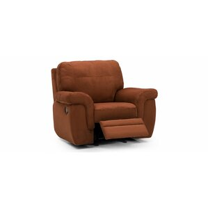 Brunswick Leather Manual Rocker Recliner by Palliser Furniture