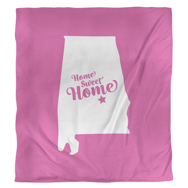 Montgomery Home Sweet Duvet Cover