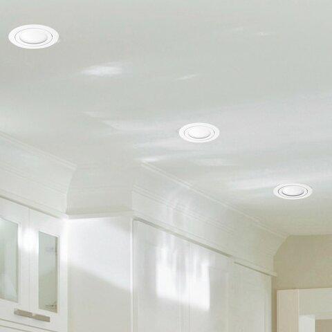 4 Recessed Lighting Kit (Set of 4) by Globe Electr