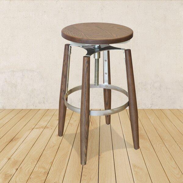 Metal Adjustable Height Swivel Bar Stool by Restaurant Products Guild Restaurant Products Guild