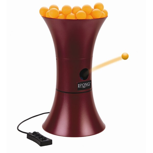 iPong PRO Ball Dispensing Machine by iPONG