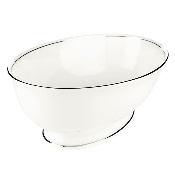 Federal Platinum Open Vegetable Bowl by Lenox